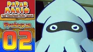 Paper Mario: The Thousand Year Door - Part 2 - Red Light, Green Light (Prologue)