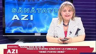 """Proiecte pentru sănătate   prezentate de dna. Lidia Dobre - presedintele Fundației """"Inimă p"""