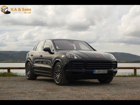 Porsche Cayenne E Hybrid กับ อัษฎาวุธ อาสาสรรพกิจ