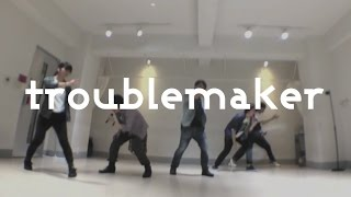 【A rush!】troublemaker / 嵐 Dance cover【フリコピ】