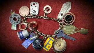 Adornments with Found Objects to Wear or Display