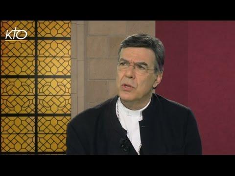 Nanterre avec Mgr Michel Aupetit