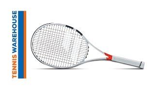 Ρακέτα τέννις Babolat Pure Strike 16 x 19 video
