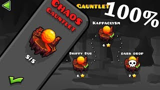 Geometry Dash - Chaos Gauntlet [All Levels 100%]