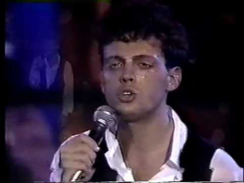 Luis Miguel - La Barca - Venezuela 92