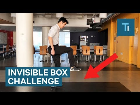 Can You Pull Off the Invisible Box Challenge?