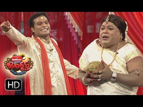 Racha Ravi Performance | Jabardasth | 17th November 2016 | ETV  Telugu