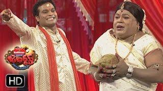 Racha Ravi Performance   Jabardasth   17th November 2016   ETV  Telugu