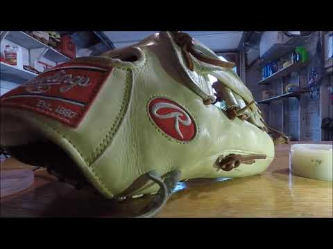 How I Condition My Baseball Gloves AND When YOU Should Also