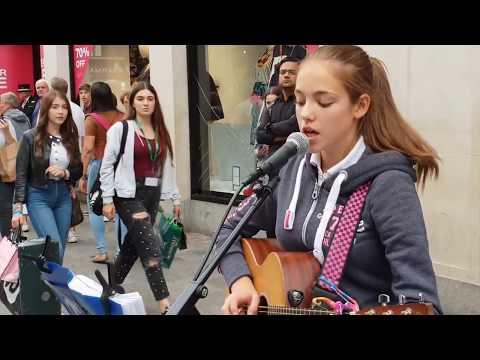 "SIA and David Guetta ""Flames"" -  Allie Sherlock cover"