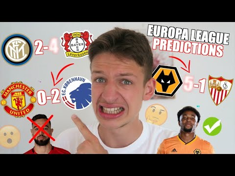 Here's Why WOLVES will SMASH Sevilla | Europa League Predictions