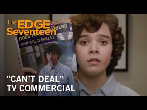 The Edge of Seventeen (TV Spot 'Can't Deal')