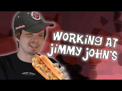 , title : 'Working at Jimmy John's? - Don't.