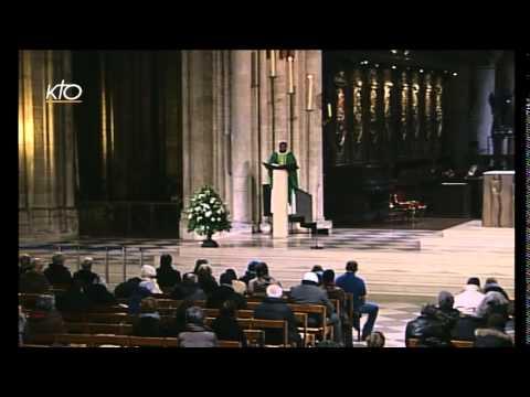 Messe du 13 février 2015