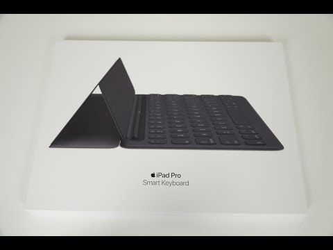 Обзор Apple Smart Keyboard
