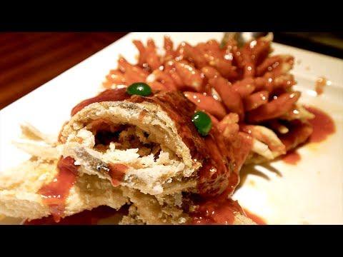 Sweet & Sour CHINESE Street Food on Shantang Street+ Silk Factory Tour | Suzhou, China