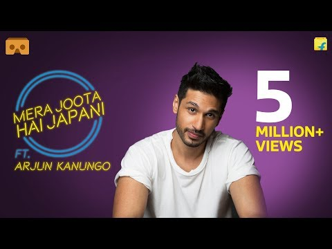 Download Mera Joota Hai Japani feat. Arjun Kanungo    360 Degree Music Video in 4k [Spatial Sound enabled] Mp4 HD Video and MP3