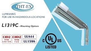 Hazardous Location Lighting L1319C–Adjustable Mounting Angle