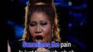 It hurts like hell - Aretha Franklin (Karaoke)