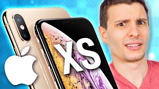 """iPhone XS & iPhone """"XS Max"""" Announced by Apple! ARE THEY GOOD?"""