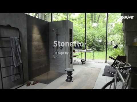 Duravit Stonetto Shower tray, rectangular, DuraSolid Q, 1200 x 900mm