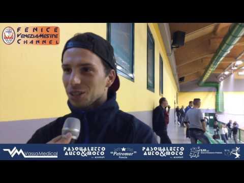immagine di anteprima del video: Serie B | Fenice x Cornedo | Video intervista a Callegarin + gol