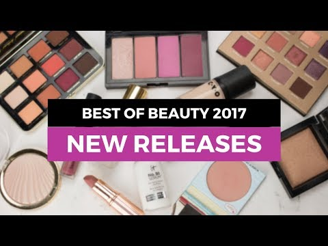 Best Of Beauty 2017 – New Releases