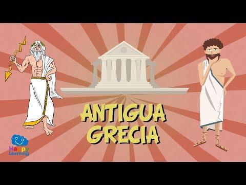 LA ANTIGUA GRECIA | Vídeos Educativos para Niños