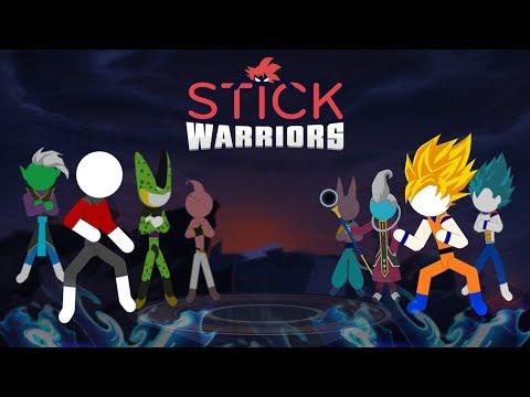 Vídeo do Stick Warriors: Super Battle War Fight