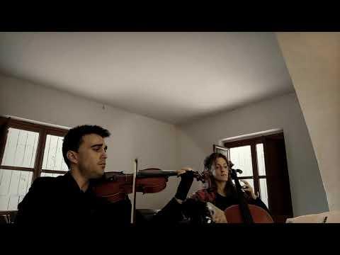 Perfect Ed Sheeran. Dúo Violín Cello