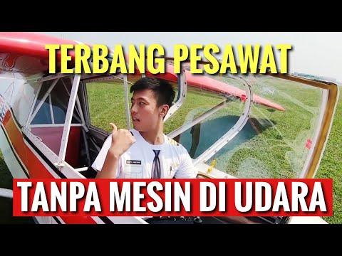TERBANG PESAWAT TANPA MESIN DI UDARA - BISA TIDAK YA?? - 0 GRAVITASI / NEG G Force