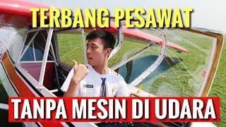 TERBANG PESAWAT TANPA MESIN DI UDARA   BISA TIDAK YA??   0 GRAVITASI  NEG G Force