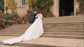 Highlights from Princess Eugenie