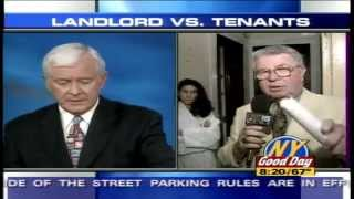 Anchor vs. Reporter on-air fight