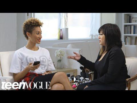 Beauty Secrets from Rihanna's Makeup Artist – Teen Vogue's Get The Look