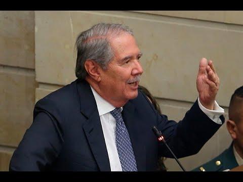 Se hundio la mocion de censura contra el ministro Guillermo Botero en la Camara de Representantes
