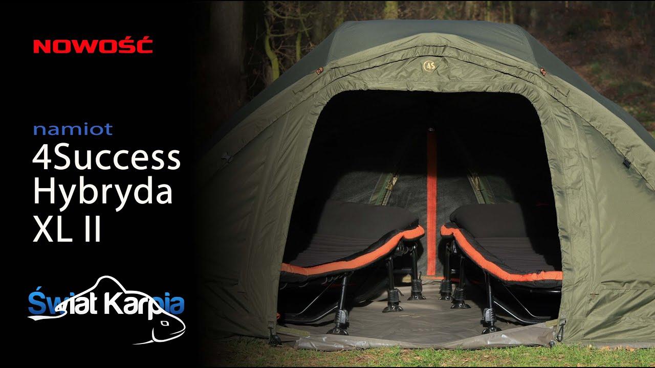 4Success - Hybryda XL II - namiot karpiowy