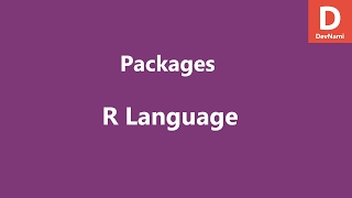 R Programming Packages