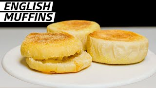 An Expert Chef's Easy Recipe For English Muffins — Plateworthy thumbnail