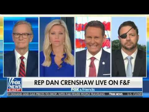 Very Confused Dan Crenshaw Calls Antifa 'Anarcho-Fascist-Communists'