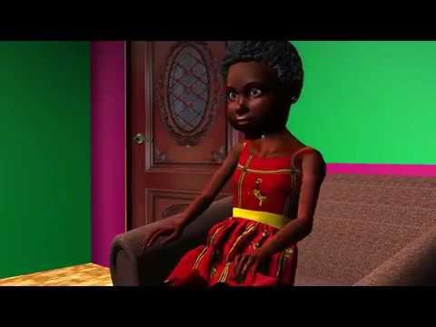 Aunty Ruky Urhobo Cartoon Part 2