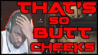 Rainbow Six Siege Multiplayer Gameplay - THAT'S SO BUTTCHEEKS!! | RB6 Siege Gameplay