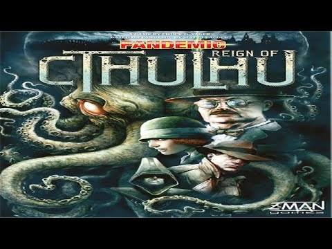 Pandemic - Reign of Cthulhu: Discussion