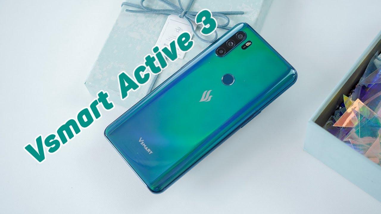 Active 3, thiết kế đẹp, 3 camera, giá quá ngon