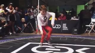 Merrick Hanna killing a freestyle battle at world of dance