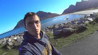 Journey above the Arctic Circle 2013