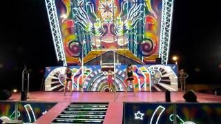 2013.4.29 統一綜藝傳播特別企劃 ♥雙人熱舞鋼管♥ Special show time
