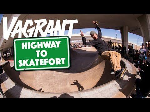 Vagrant, Highway to Treefort - TransWorld SKATEboarding