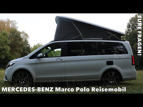 User Fragen zum Mercedes-Benz Marco Polo Reisemobil beantwortet! Voice over Cars Community Talk