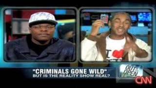 CNN Segment on 'Criminals Gone Wild' (PART TWO)